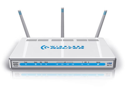 Router Upgrade to Wireless-N